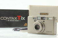 [MINT] Contax Tix Carl Zeiss 28mm f/2.8 Point&Shoot APS Film From JAPAN #1165