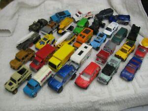JOB LOT OF 30 MATCHBOX DIECAST TOY CARS