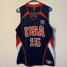 Vintage Nike 2006 Fiba Usa Carmelo Anthony Basketball Jersey Olympics Dream sz L