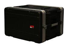 Gator*GR-6S*Shallow 6U Audio Rack Case Depth 14.25 FREE SHIP NEW