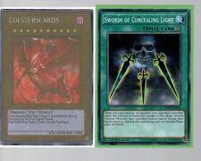 Yugioh Card - Swords Of Concealing Light SDMY-EN033 1st Edition