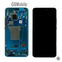Display Pantalla Ecra LCD Tactil Touch Marco Azul Xiaomi Poco F2 Pro ORIGINAL