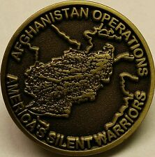 CIA NCS SAD SOG Afghanistan Operations Group America's Silent Warriors Lapel Pin