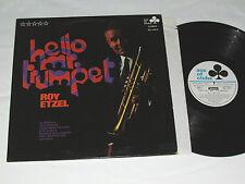 ROY ETZEL Hello, Mr. Trumpet LP 1969 Ace of Clubs Records Canada Vinyl VG/VG+