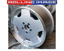 Mercedes Benz Amg Aero Style 8x17 R129 Sl 1989 2001 Aluminum Wheels Amae81711sp