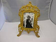 Historismus/Nouveau cornici fuoco dorato bronzo 28 x 19 cm #45