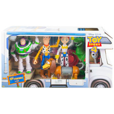 Disney Pixar Toy Story 4 RV FRIENDS 6-Pack Figures Mattel - Instant Collection!