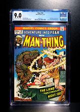 COMICS: Marvel: Adventure into Fear #19 (1973), 1st Howard the Duck app- CGC 9.0
