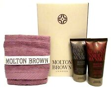 MOLTON BROWN Pink Pepperpod &  Cempaka Body Wash,   face cloth GIFTSET  (P89)