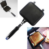 2020 Toastie Maker and Case Carp Camping Sandwich Toaster Cooker Bankside Grill