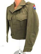 1949 Us Army 9th Infantry Division Ike Jacket