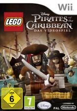 Nintendo Wii +Wii U LEGO PIRATES OF CARIBBEAN FLUCH DER KARIBIK * DEUTSCH Neuwer