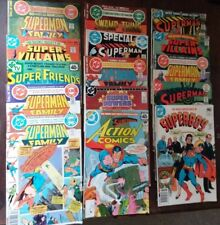 Large Vintage Lot Of 50 Comics Estate Sale (DC Marvel Independent) $*$*$*$*$*$*