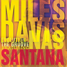 Evolution of the Groove [Digipak] by Miles Davis (CD, Aug-2007, Legacy)