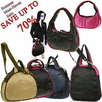 Evisu x Mandarina Duck Bowling Bag Tasche Schultertasche / Handtasche Auswahl