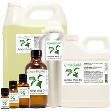 Camphor White Essential Oil 100% Pure Sizes up to 1 Gallon