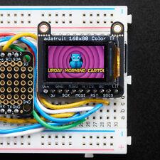 "Adafruit 0,96"" 160x80 TFT-Display mit MicroSD-Slot Breakout, SPI, ST7735, 3533"
