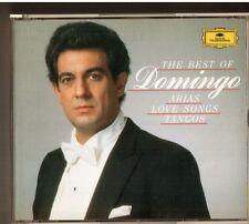The Best of Domingo Arias Love Songs Tangos Grammophon W Germany 3 CD Box Set