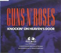 Guns N' Roses - Knockin' On Heavens Door 1992 CD single