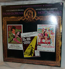 Fred Astaire/Ginger Rogers SILK STOCKINGS/THE BARKLEYS/LES GIRLS SEALED 2LPs