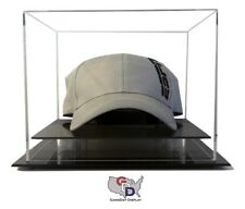 Counter or Desk Top Hat or Cap Display Case by GameDay Display Made in the USA
