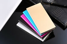 AU Portable 50000mah Power Bank 2usb LED External Battery Charger for Iphone7 8