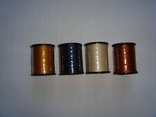 Jeansfaden 100% Nylon - Stärke 210D/2 - verschiedene Farben - je Spule : 100m
