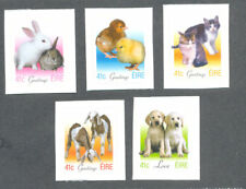 Ireland-Baby Animals-Greetings set mnh 2003 (1565-9)