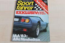149747) Ferrari BB 512i Spider - VW Golf II GTI 1800 Gruppe A - Sport Fahrer 09/