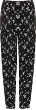 Femmes Pantalon Grande taille leggings Imprimé floral Élastiqué Nouvelle