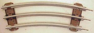 Lionel 6-65014 O27 Half-Curved Track