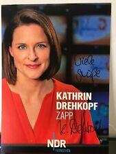 95816-1 Kathrin Drehkopf Musik TV Film original signierte Autogrammkarte