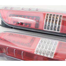 For 05-2017 Toyota Hiace Hi ace Commuter Tail lamp Lights LED Red Pair