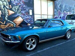 1970 Mustang V8 Coupe
