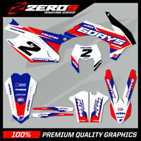 Custom MX Graphics Kit: KTM SX SXF EXC EXCF XC XCW 125-500 - ISDE 6 DAYS