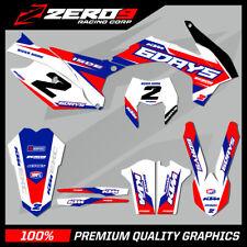 KTM EXC EXC-F 125-450 2012-2019 MOTOCROSS GRAPHICS MX GRAPHICS KIT ISDE 6 DAYS