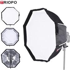 TRIOPO 65cm Foldable Octagon Umbrella Softbox for Photo Studio Flash Video Light