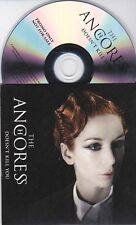 THE ANCHORESS DOESN'T KILL YOU 3 TRACK PROMO CD [Catherine AD/ Confessions of..]