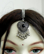Boho Gypsy Banjara Kuchi Tribal Head Piece Tika Jewelry Belly Dance TIARA Maang