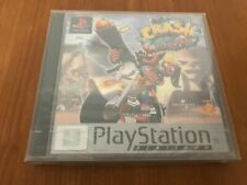 Crash Bandicoot 3 Warped Platinum Sony PlayStation 1 Ps1