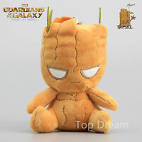 Guardians of the Galaxy Groot Plush Toy Soft Stuffed Doll Cute Kids Gift