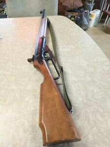 VINTAGE DAISY MODEL 99 '99' MATCH SPECIAL RIFLE BB GUN !WORKS GREAT! USED,USA.