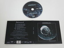 UNHEILIG/ASTRONAUT(FOUR.ROCK ENTERTAINMENT FRE 016)CD EP LIMITED EDITION DIGIPAK