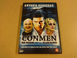 DVD / CONMEN ( ANTONIO BANDERAS, BOB HOSKINS, ELLEN BARKIN )
