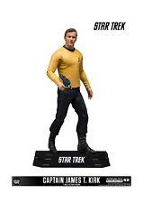 McFarlane Toys Star Trek Captain James T. Kirk Collectible Action Figure