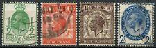 GB KGV 1929 SG#434-437 UPU Congress PUC Used Set Of 4 #D79537