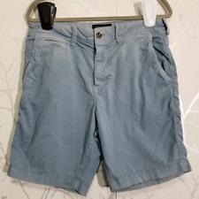 American Eagle Next Level Flex Light Blue Slim Fit Chino Shorts | Size 31
