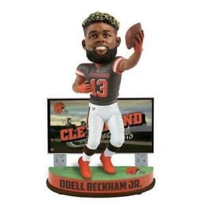 Odell Beckham Jr. Cleveland Browns Billboard Special Edition Bobblehead NFL