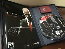 Hitman: Blood Money (Sony PlayStation 2, PS2, 2006) COMPLETE With Memory Card