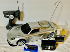 TAMIYA 1/10 electric RC car Porsche Carrera GT Quick Drive